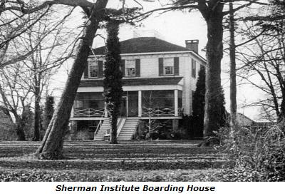 Sherman Institute Boarding House
